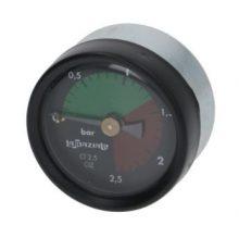 nyomás mérő ø 42 mm 0÷2.5 bar