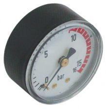 Kazán nyomásmérő ø 49 mm 0÷16 bar