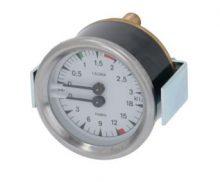 Nyomásmérő óra ø 60 mm