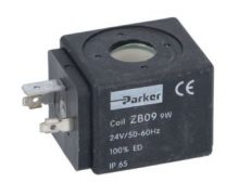 COIL PARKER ZB09 9W 24V 50/60Hz