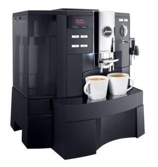 Jura XS 90 kávégép (felújított, 6 hónap garancia)