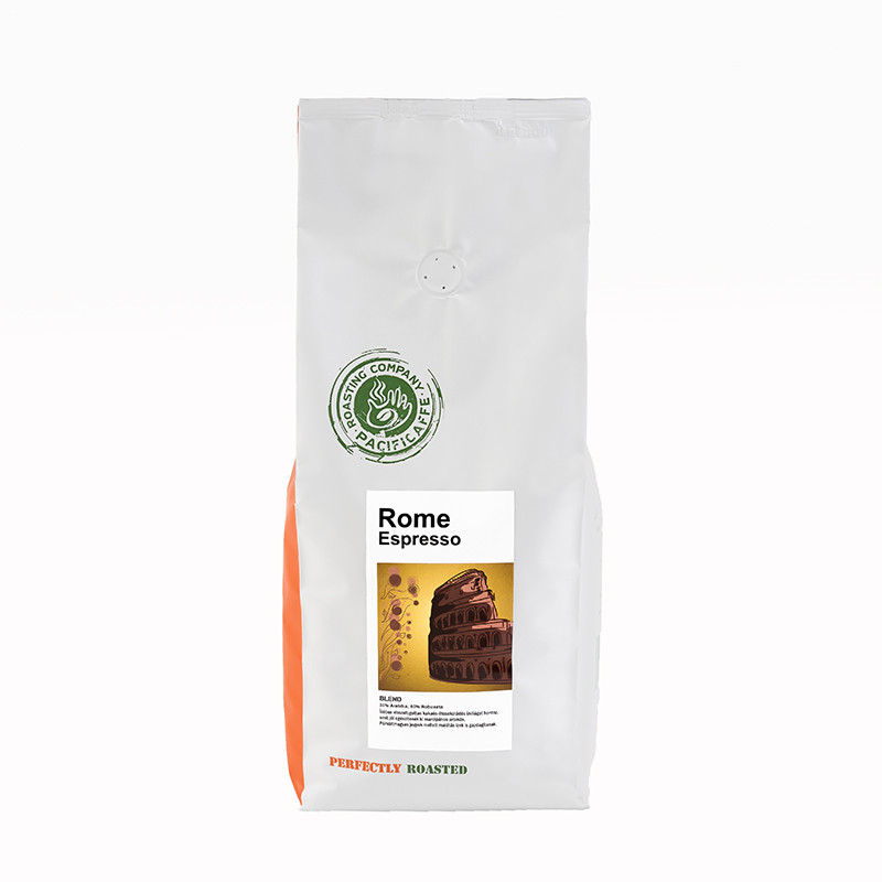 'Rome espresso' szemes kávé (1000g)