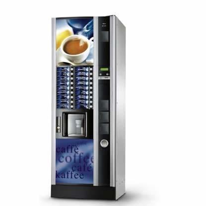Kávé- és italautomaták