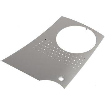 Csészemelegítő rozsdamentes acél burkolat Siemens EQ.7