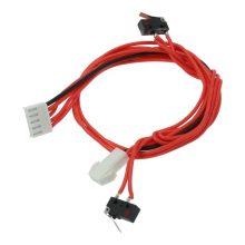 kábel mikrokapcsolóval
