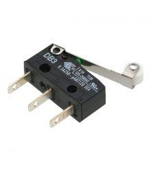 Mikrokapcsoló (görgővel)