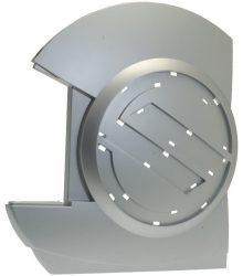 Jobb oldali panel ezüst