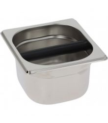 STAINLESS STEEL TRAY FOR COFFEE WASTE