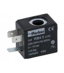 Mágnestekercs WB4.5 6W 220/230V 50/60Hz
