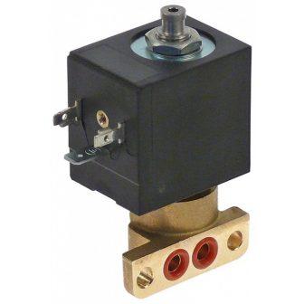 3-utas mágnesszelep OLAB 230V 50Hz