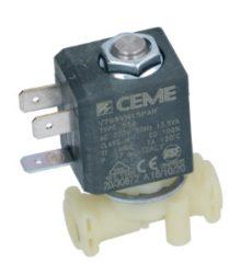 Mágnesszelep CEME 2 utas 230V