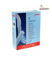 3 db-os Jura Claris Blue vízszűrő patron szett