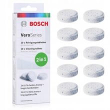 Bosch tisztító tabletta TCZ8001N 2in1