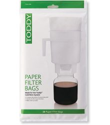PAPER FILTER TODDY COLD BREW 20 PCS