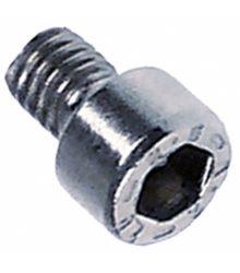 Hatszögletű csavar M6x8
