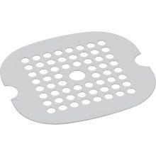 Europiccola csepptálca rács (fém)