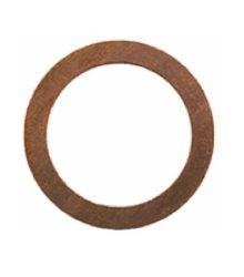 Tömítés (réz)  ø 22x17x1.5 mm