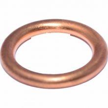 Réz tömörítő gyűrű ø 18.7x13x2.5 mm
