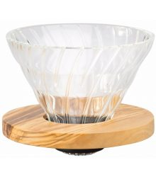 GLASS DRIPPER HARIO 1-2 CUPS