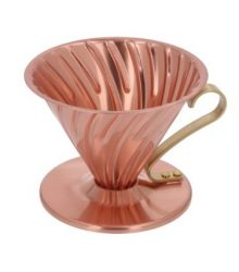 DRIPPER OF COPPER HARIO 1-4 CUPS