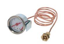 Kazán nyomásmérő ø 41 mm 0÷15 bar
