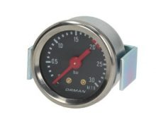 Kazán nyomásmérő ø 39 mm 0÷3 bar