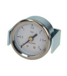 Kazán nyomásmérő ø 39 mm 0÷3bar