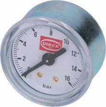 Nyomásmérő óra ø 40 mm  16 bar