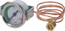 Nyomásmérő óra ø 39 mm 0÷16 bar