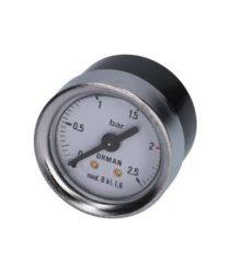Kazán nyomásmérő  ø 41 mm 0÷2.5 bar