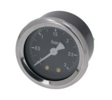 Kazán nyomásmérő ø 52 mm 0÷3 bar