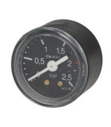 Kazán nyomásmérő ø 42 mm 0÷2.5 bar