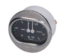 Nyomásmérő óra ø 63 mm