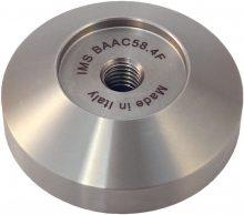 Tamper alap IMS M10 FLAT ST.STEEL ø53 mm