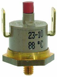 Kontakt termosztátot 88 ° C M4 16A 250V