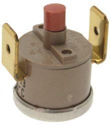 Kontakt termosztát 160°C 16A 250V
