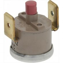 CONTACT THERMOSTAT 80°C 16A 250V