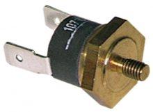 Kontakt termosztát 107°C M4