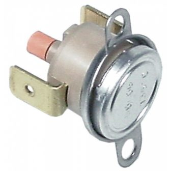 Kontakt termosztát  135°C 16A 250V