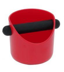 KNOCKBOX piros műanyag