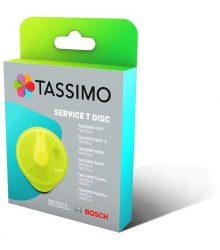 Tassimo CLEANING DISC sárga ø 74 mm