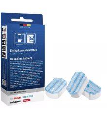 Vízkőmentesítő tabletta (3 alkalom)
