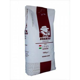 """Brando """"Piros"""" pörkölt szemes kávé (1000g)"""
