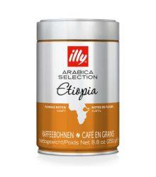 illy, szemes kávé Arabica Selection Etiópia, 250 gr