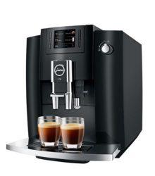 Jura E6 (Platin) kávégép
