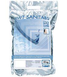 SANITIZING SALT TABLETS 8 kg