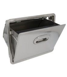Zacctartó ( szekrénybe beépíthető)