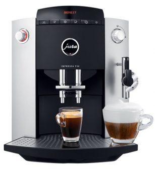Jura F50 automata kávégép (felújított, 6 hónap jótállás)