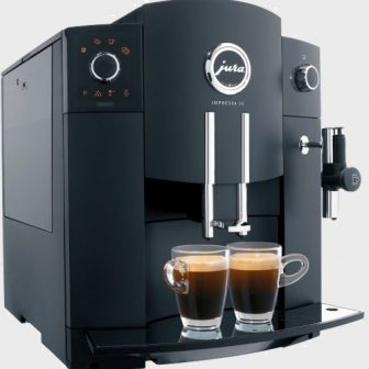 Jura C5 automata kávégép (felújított, 6 hónap jótállás)