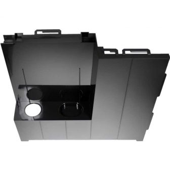 Oldalsó panel / bal oldali panel (fekete) TK/TCA